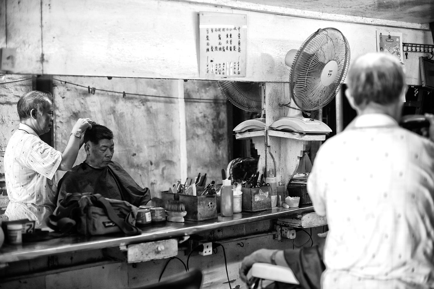 Macau Hairdresser