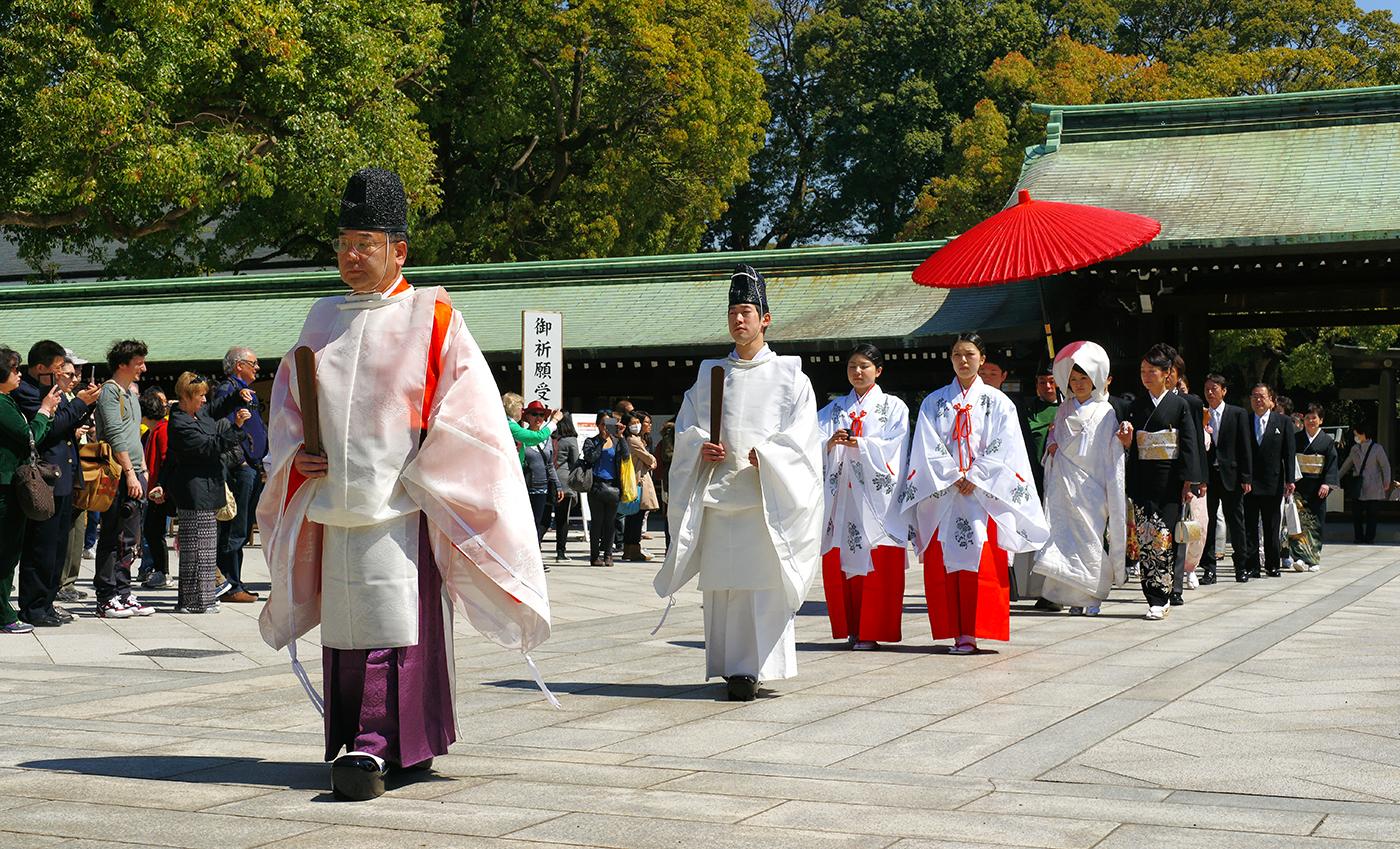 Tokyo mariage