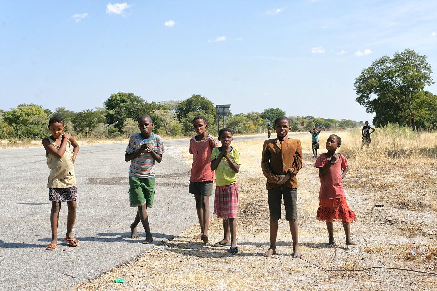 Caprivi gang, Namibia